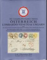AC Corinphila Zurich 166. Auktion Dez 2010 : Austria Österreich, Wyler Capellaro DDSG, Full Color, ~700 Lots - Auktionskataloge