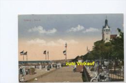 Kolberg (Kolobrzek), Strand - Einmalig Bei Delcampe! - Polen