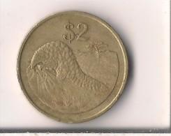 ZIMBABWE 2 DOLLARS 1997 - Zimbabwe