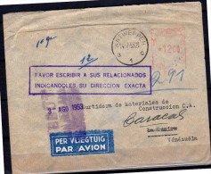 1953 ATRAMEF > VENEZUELA MANY CANCELS!!! B41) - Lettres & Documents