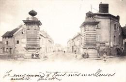 MAGNY-en-VEZIN - Porte De Paris - Carte Animée - Magny En Vexin