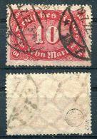 D. Reich Michel-Nr. 195 Gestempelt - Geprüft - Gebraucht