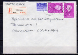 16.5.1979 Registered WOGNUM 4,25-rate > (am24) - Cartas