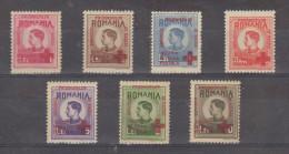 1946 - Roi Michel I  Mi No III-IX Avec Surcharge Prisoners Of War - Nuovi