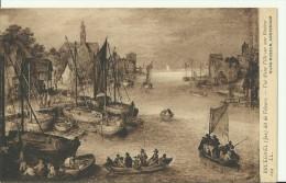 Jan Brueghel Dit De Velours - Vue D'une Ville Sur Une Riviére - Rijks Museum - Amsterdam - Pintura & Cuadros