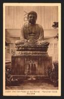 MUNCHEN 1909 BUDDHA Vintage Original Ca1900 POSTCARD CPA AK (W4_2667) - Bouddhisme