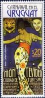 Uruguay 2016 ** Serie CARNAVAL. Afiche Publiciatario 1915-16. Seee Desc. - Carnavales