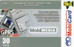 ZA30 -  3 TC DU LAOS POUR 1 € - Mongolie