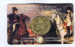 Belgio - 2,50 Euro Commemorativo 2015 - Waterloo - Belgio