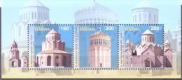 2013. Armenia, Churches Of Armenia, S/s, Mint/** - Armenia