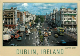 CPSM Irlande-Ireland-O'Connell Street-Dublin  L2064 - Dublin