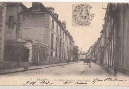 Dep 91 - Etampes - Le Collège Geoffroy St Hilaire   - Carte Précurseur : Achat Immédiat - Etampes