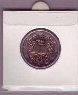 Finlandia - 2 Euro Commemorativo 2007 - Trattato Di Roma - Finlandía