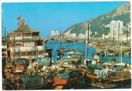 Hong Kong  : The Floating Population Of Hong Kong - China (Hongkong)