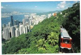 Hong Kong -  Peak Tram - China (Hongkong)