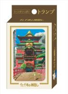 Cards Deck : Sen To Chihiro No Kamikakushi - Playing Cards (classic)
