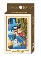 Cards Deck : Tenkū No Shiro Laputa - Playing Cards (classic)