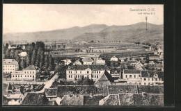 CPA Sennheim, Vue Partielle Der Ortschaft - Sin Clasificación