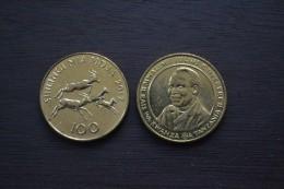 Tanzania 100 Shilingi. Km32, EF, 1PCS, Africa Coin - Tanzanie