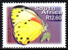South Africa - 2000 7th Definitive Butterflies R12.60 (**) # SG 1230 , Mi 1310A - South Africa (1961-...)
