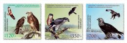 Armenia Karabakh 2015, Flora And Fauna Of Artsakh, Preservation Of  The Wildlife, Birds Of Prey, Eagls  - MNH ** - Armenia