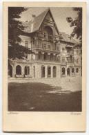 ILIDZA SARAJEVO -  Bosnia And Herzegovina, Old Postcard - Bosnia And Herzegovina