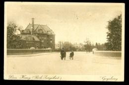 DEN HAAG * ALEXANDER GOGELWEG * ANSICHTKAART * CPA * GELOPEN IN 1916 VAN DEN HAAG NAAR DELFT  (3765) - Den Haag ('s-Gravenhage)