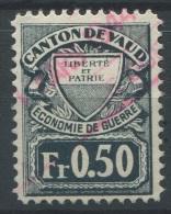 1088 - VAUD Fiskalmarke - Steuermarken