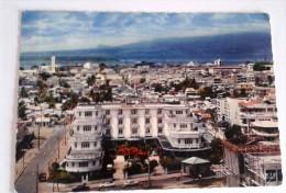 POINTE A PITRE  GRAND HOTEL -VUE DE LA TOUR CARTE POSTALE DE 1970 - Pointe A Pitre