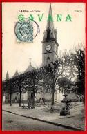 94 L'HAY - L'église - L'Hay Les Roses