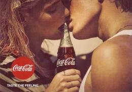 CP Coca-Cola - 2016 - Taste The Feeling 1 - Publicité