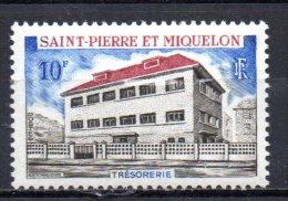 2/ Saint Pierre & Miquelon  : N° 387  Neuf  XX  , Cote : 6,50 € , Disperse Trés Grosse Collection ! - Unused Stamps