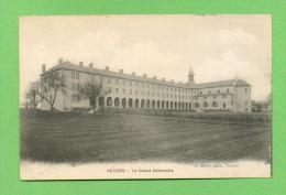 CPA  FRANCE  58  ~  NEVERS  ~  Le Grand Séminaire  ( E. Bélile / M. Chrétien ) - Nevers