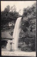 Carte Postale - Ain - Nantua - Cascade Du Moulin De Charix 1924 - Nantua