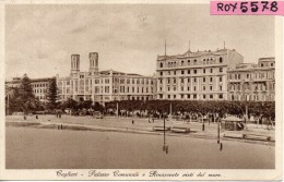 Sardegna-cagliari Palazzo Comunale E Rinascente Visti Dal Mare Ani/30 - Cagliari