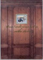 ITALIA REPUBBLICA 1991 Giornata Della Filatelia, Omaggio A Giulio E Alberto Bolaffi - 6. 1946-.. Repubblica