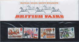 Great Britain Presentation Pack British Fairs 1983 - Presentation Packs