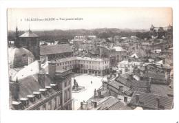 CPA - CHÂLONS Sur MARNE (51) - Vue Panoramique Unused - Châlons-sur-Marne