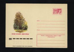 USSR 1975 Postal Cover Fauna Nature Deer  (329) - Autres