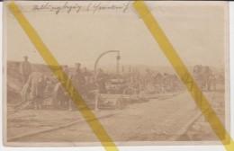 62 PAS DE CALAIS BUISSY QUEANT Canton De BAPAUME PHOTO ALLEMANDE MILITARIA 1914/1918 WW1 / WK1 - France