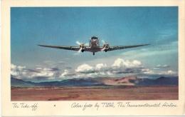Avion USA Transcontinental Airlines - 1946-....: Moderne