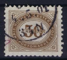 Österreich Mi.-Nr. 9 A Used Perfo 10,50 - Portomarken