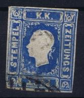Österreich Mi.-Nr. 16 Used 1858 - Gebraucht