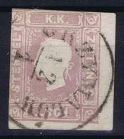 Österreich Mi.-Nr. 17 Used 1858