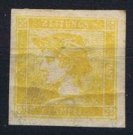 Österreich Mi.-Nr. 7  MH/*/Falz - 1850-1918 Keizerrijk