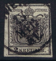Österreich Mi.-Nr. 2 X Used - 1850-1918 Empire