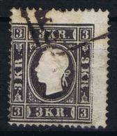 Österreich Mi.-Nr. 11 I Used - 1850-1918 Imperium