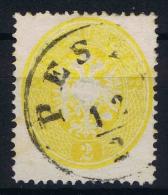 Österreich Mi.-Nr. 24 B  Used  1863