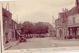 45 9868 MEUNG SUR LOIRE  Rue De La Gare - Other Municipalities