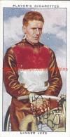 1937 Speedway Rider Ginger Lees - Trading Cards